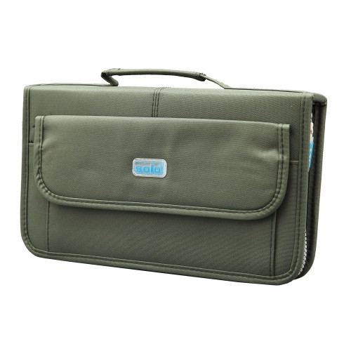 Computer CD Wallet, Zipper (CD080)