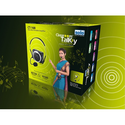 Classroom Talky with Playback Function - CT168
