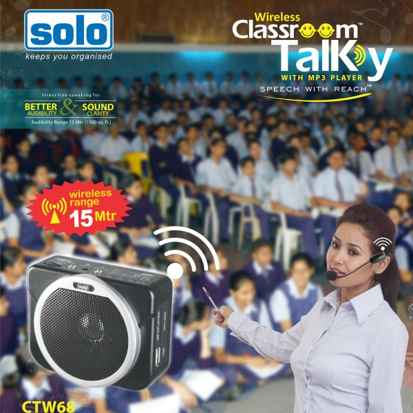 Classroom Talky - WIRELESS, CTW68