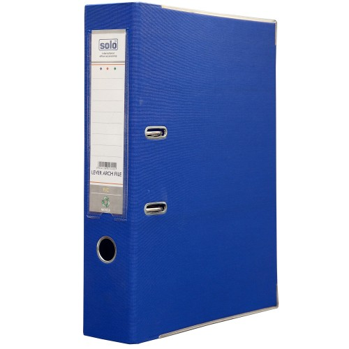 Lever Arch Box File, A4 size, LA502, Pack of 5 pcs.