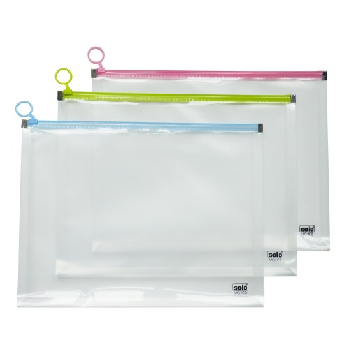 My Zipper Bag - A4 (MC105), Pack of 5