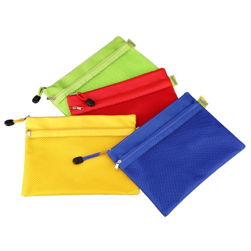 Multi-Function Bag with two pockets, MFA42, Mix color, Set of 4 pcs