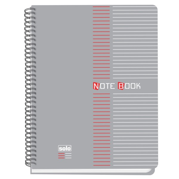 Note Book - 100 pages, A5  (NA552)
