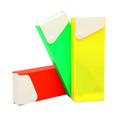 PENCIL BOX, Pack of 3 pcs (PB103)