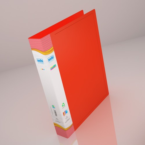 Ring Binder-2-D-Ring (RB402)
