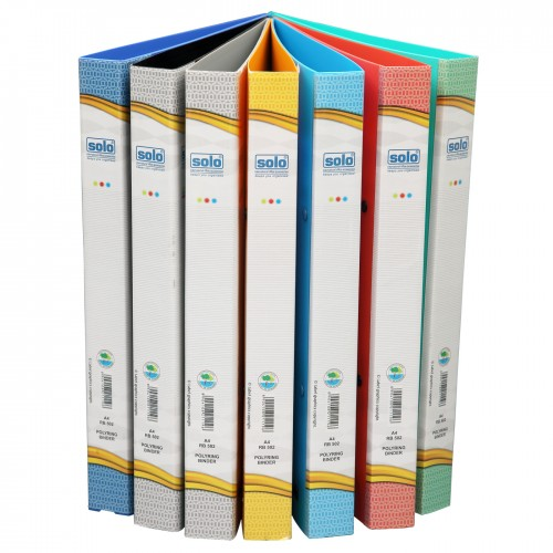 Poly Ring Binder - RB502