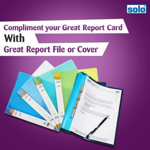 Report File, Pack of 10pcs. (RF101)