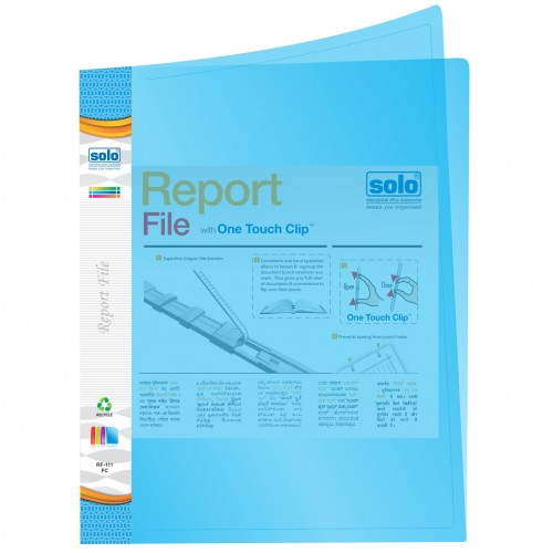 Report File - RF111, Pack of 10