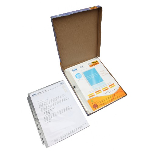 Sheet Protector (Safeguards) - SP401, Packs of 100
