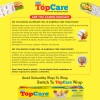 TopCare Food Wrapping Paper - FWP01 (Pack of 2)