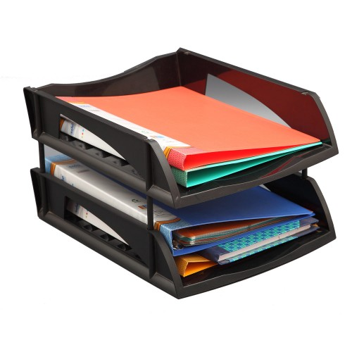 Paper & File Tray (2 Pcs.Set) (TR312)