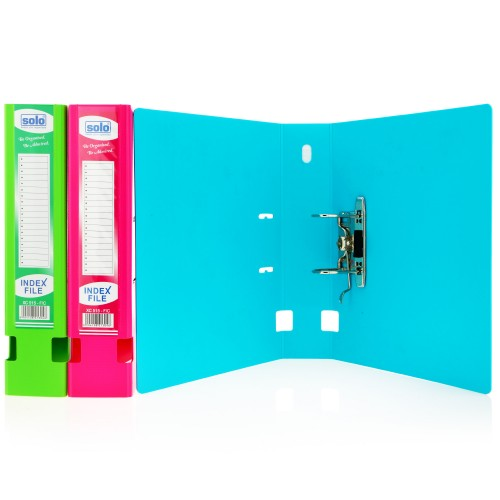 Index Box PP (Polymer Plastic sheet) File, Pack of 2 pcs., XC515