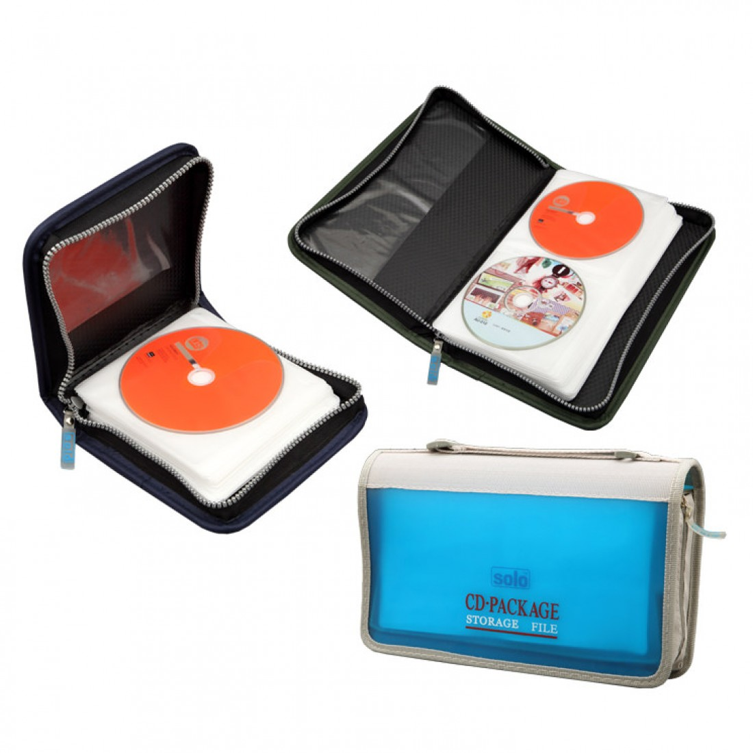 CD Wallets Cases