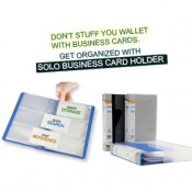 Business Card Holders (6)