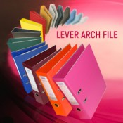 Lever Arch Files (3)