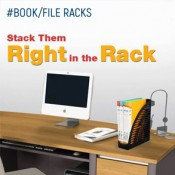 Book/File Racks (3)